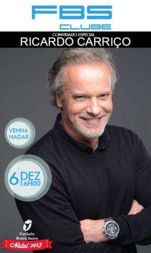 FBS Clube – Convidado Especial Ricardo Carriço